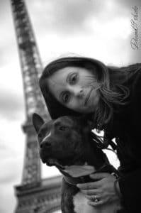dog dancing à Paris