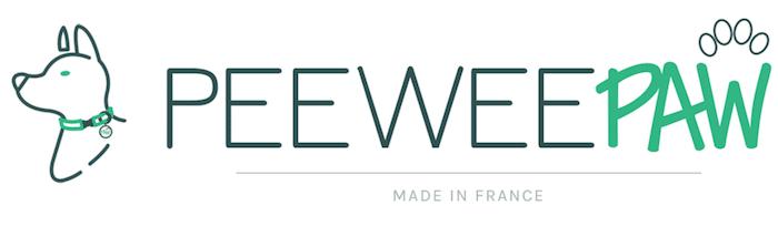 logoo de PeeweePaw boutique en ligne