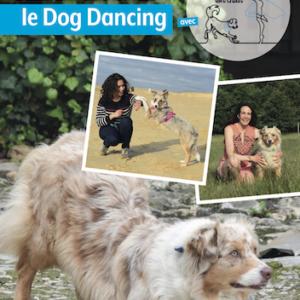 Le livre Danse avec ton chien pour commencer le dog dancing