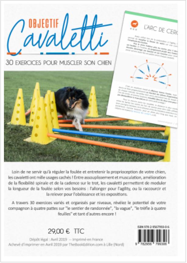 livre fitness canin cynotopia