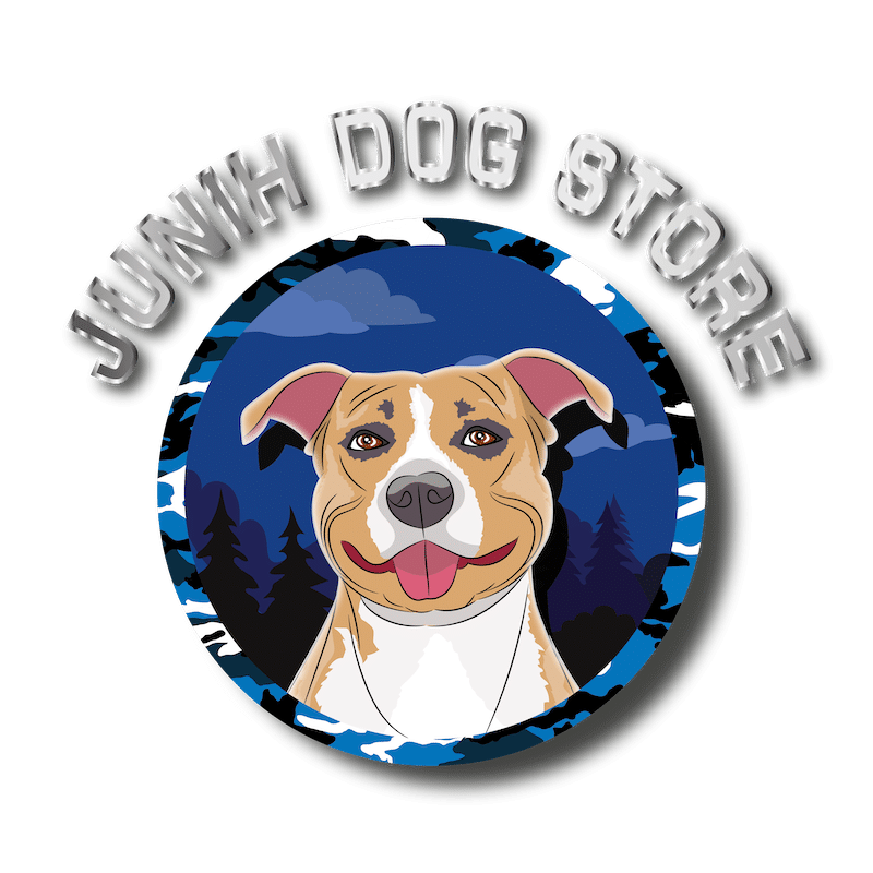 logo hd Junih dog store