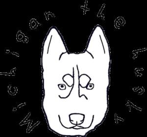 Husky michigan dog dance