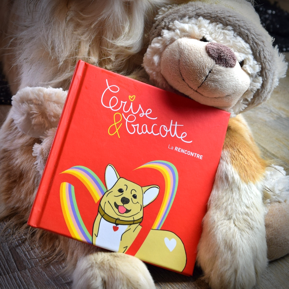 Livre illustré Cerise & Cracotte