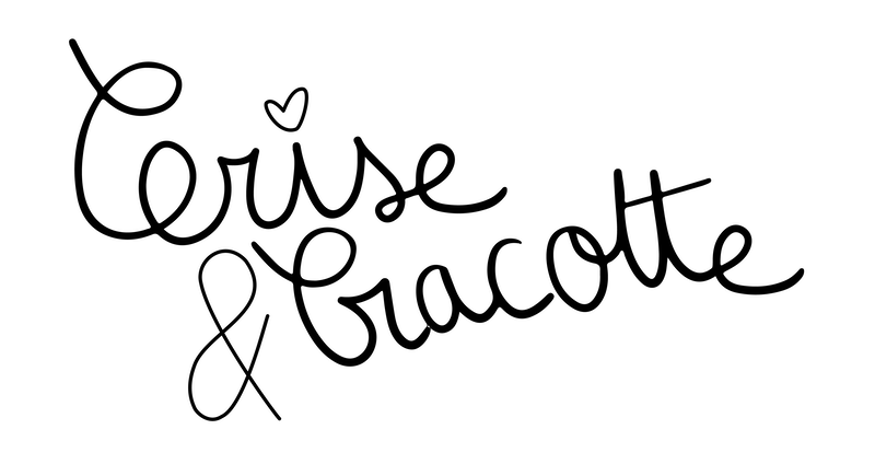 Logo Cerise & Cracotte