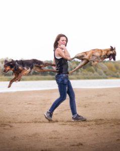 Juliette Roux gagnante de la France a un incroyable talent
