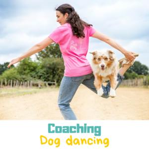 Coaching de dogdancing