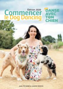 couverture du livre commencer le dog dancing