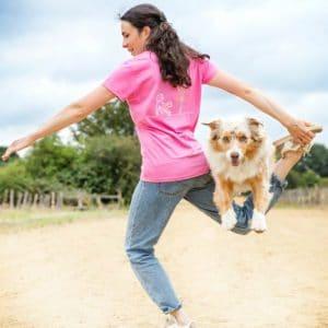 Apprendre le dog dancing