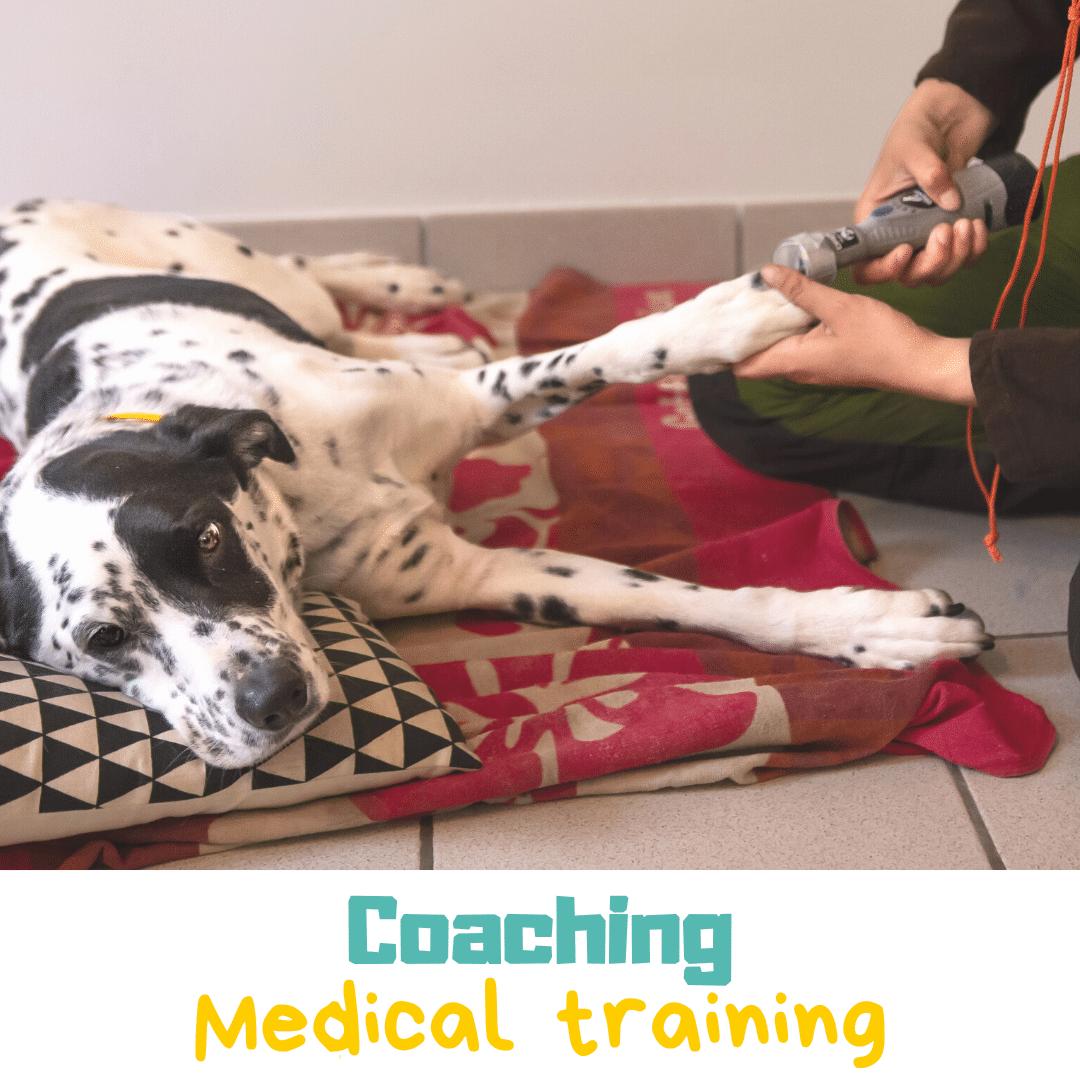 coaching medical training